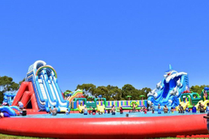 Water Park Inflatable Above Ground Pools Commercial Inflatable Swimming Pond