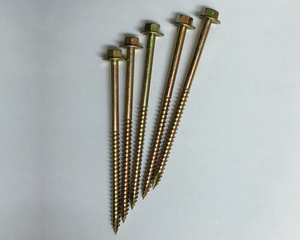 Hex Washer-Head Self-Tapping Screw 1
