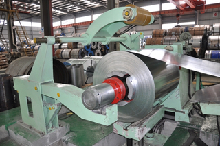 0.2-4mm High-speed automatic metal sheet slitting unit for sale