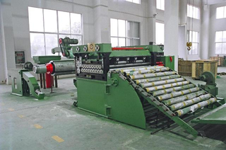 Factory simple operation galvanizing cut to length line machine quotation