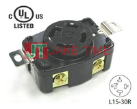 NEMA L15-30R Locking Receptacles