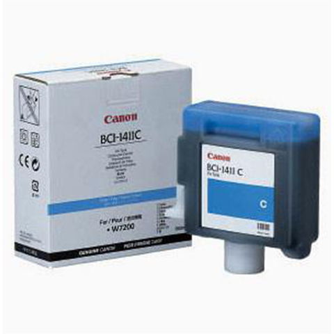 Original Dye Ink Cartridge BCI-1411 for Canon W8400/8200/7250/7200 Printer