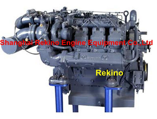 Deutz BF6M1015C Explosion Proof diesel engine for underground mining equipment