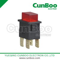 PS23-16 power push button switch