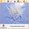 Polypropylene PP Fiber wave curved