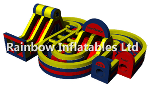 RB91020(16x12x6m) Outdoor large-scale multi-functional inflatable sports products