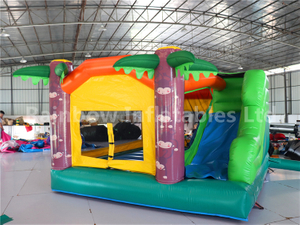 RB1142(3.9x3.5x2.4m ) Inflatables Popular jungle house Bouncer for sales