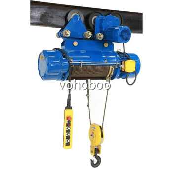 CD/MD Electric Wire Rope Hoist