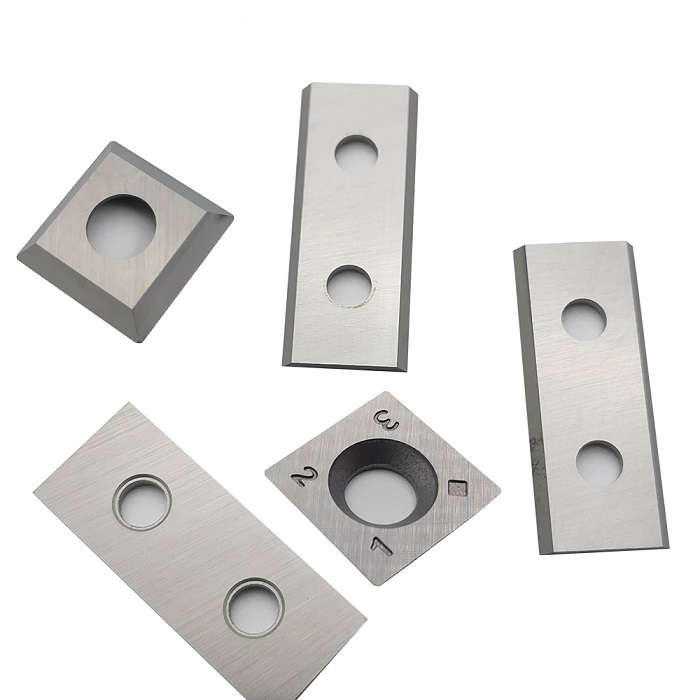 Carbide Woodworking Inserts