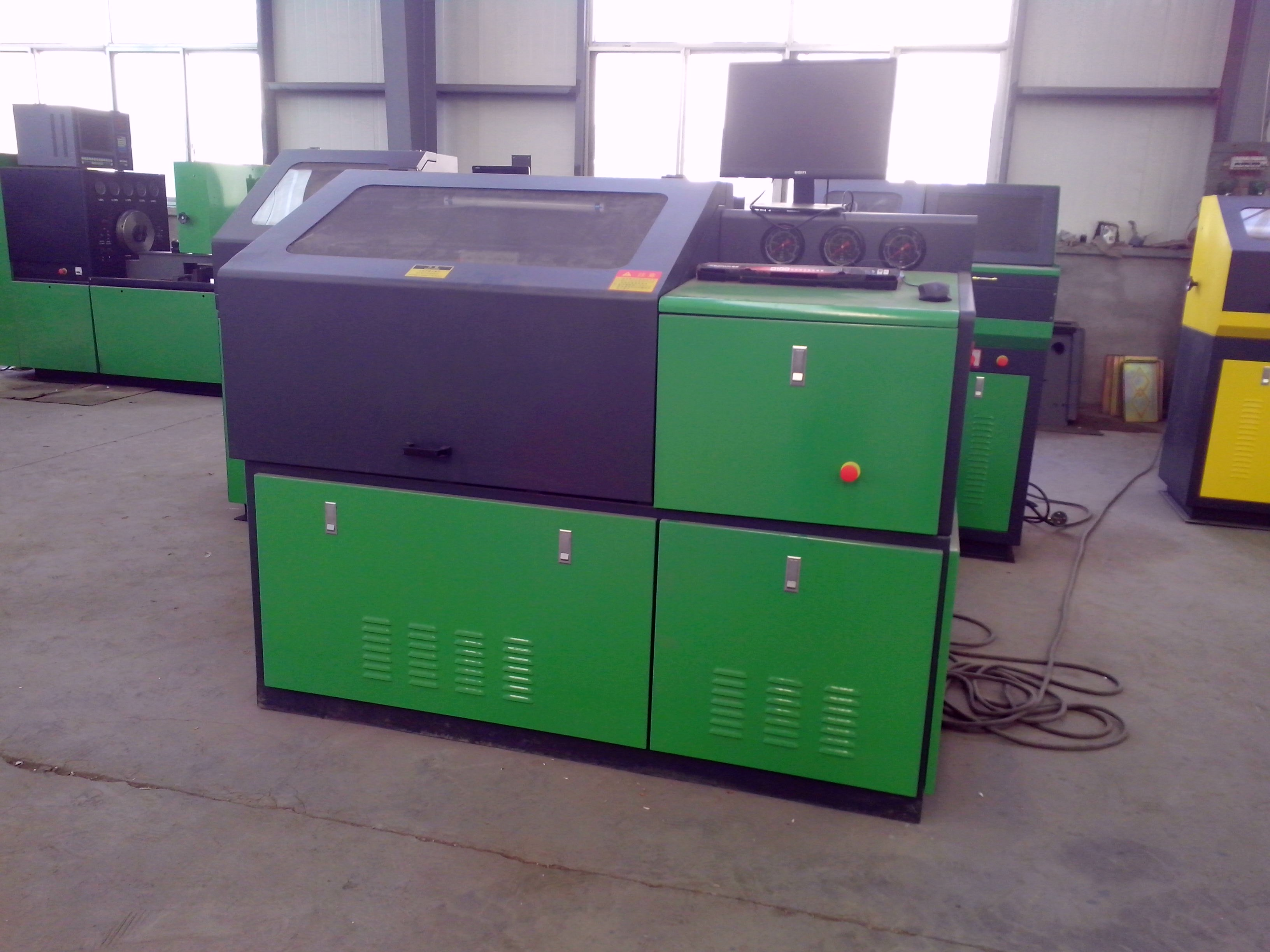 FM-3000S Common Rail System Test Bench for Injectors and Pumps