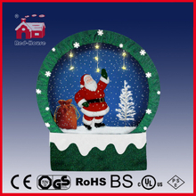 (40110F150-ST3-GG) Snowing Christmas Decorations with Frame-supported and Textile-decorated