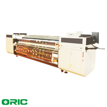 OR32-G5-UV6 Plus 3.2m UV Roll To Roll Printer With Six Ricoh Gen5 Print Heads