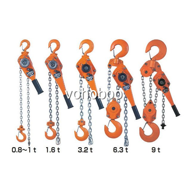Manual Lifting Lever Hoist