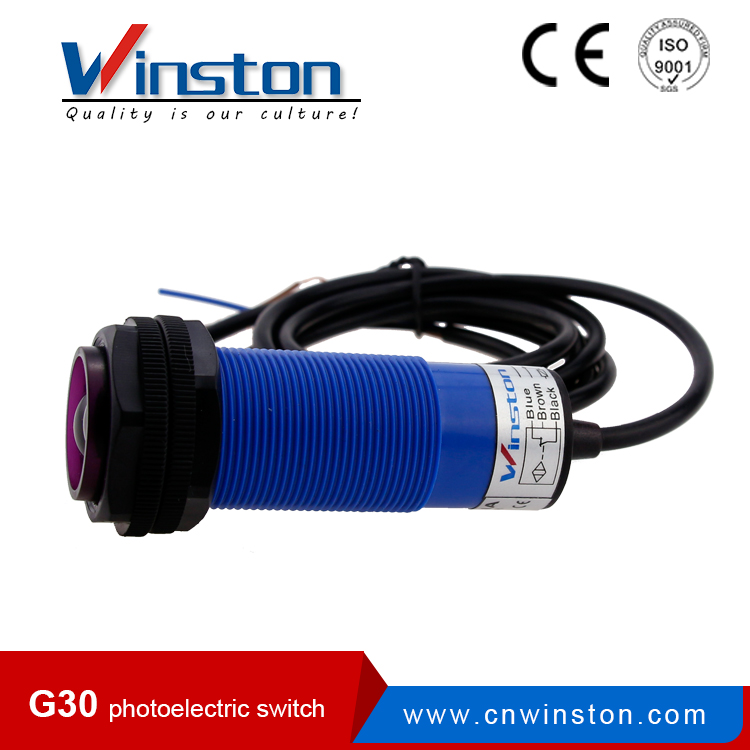Instructions G30 light Photoelectric Switch wiring