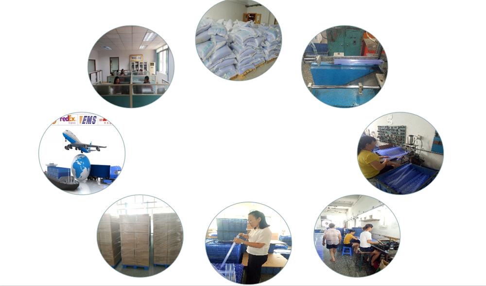 HAODI producing process