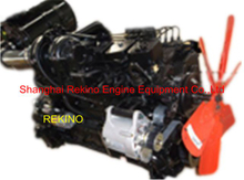Cummins 6BT5.9-C150 construction diesel engine 150HP 2400RPM