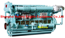 Ningdong N8160 Medium speed marine diesel engine 450-650PS