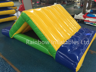 RB32021(2x1m)Inflatable Floating Water Game/Inflatable Warter Slide For Maritime Sport Game