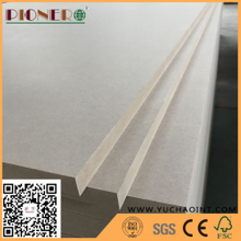 18 mm CARB P2 plain mdf raw mdf mdf sheet