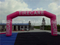 RB21051( 9x4.5m) Inflatable Customized Arch for Activity