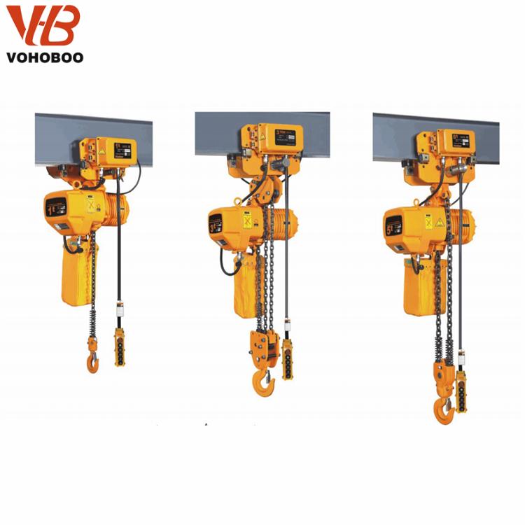 electric chain hoist 2
