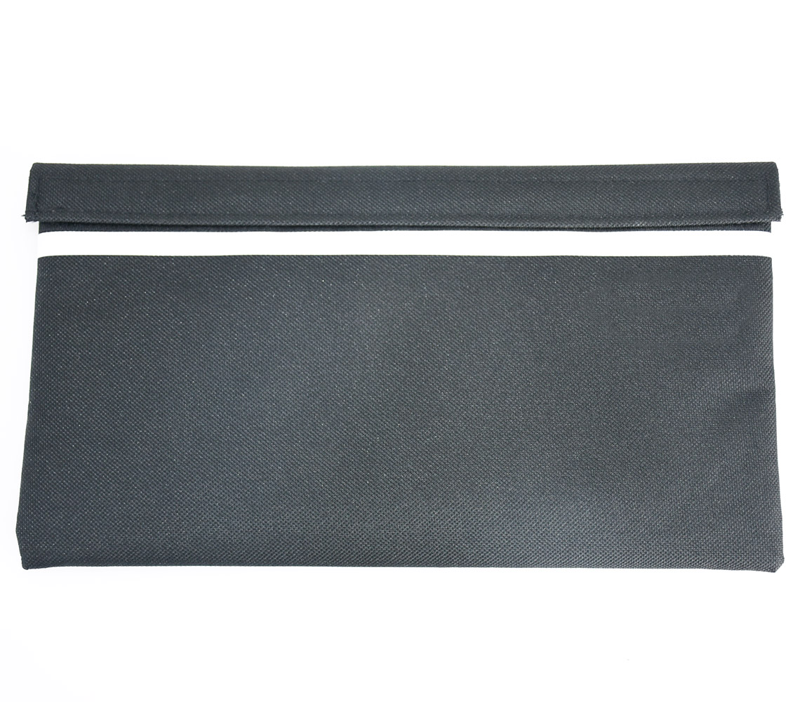 smell blocking bag with activated charcoal lining from China