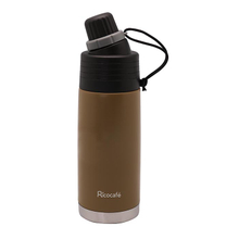 Stainless Steel Vacuum Sport Bottle with Screw Lid 350ml, 500ml