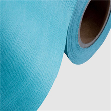 embossed woodpulp spunlace non woven rolls