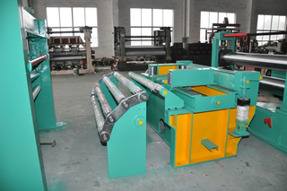 1-8mm High speed qualified metal slitting line price