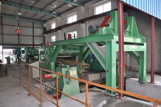 High speed automatic steel strip shearing machine cut to length machine