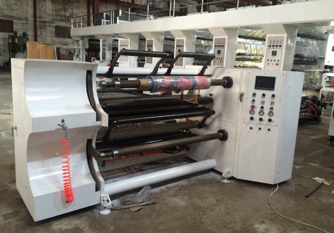 ZR-FT1300 horizontal slitting machine