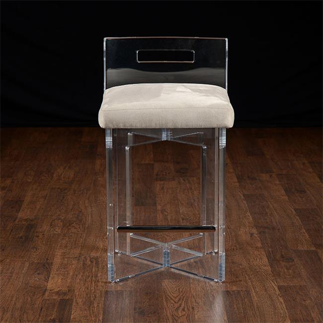 High Quality Bar Chair Acrylic Bar Stool Ottoman Storage Stool Vanity Stool
