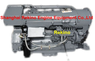 Deutz BF6L913C air-cooled diesel engine for construction machinery 125-141KW