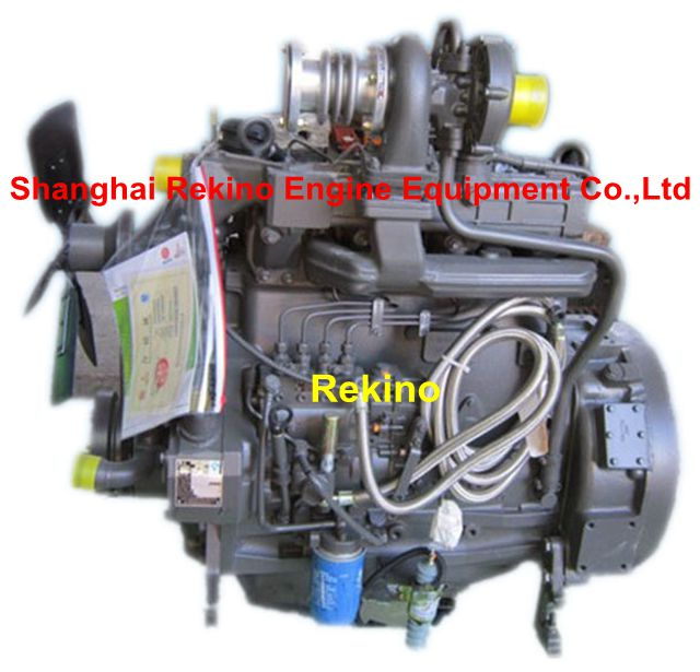 Weichai WP4G95E221 construction diesel engine for bulldozer