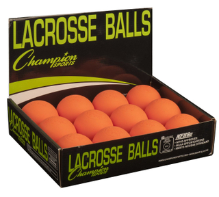 Made-in-china lacrosse massage balls—costom pakage