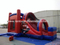 RB3012(8x4x6m) Inflatables Commercial Spider Man Bounce Combo