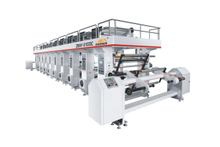 ZRAY-D high speed computer rotogravure printing machine