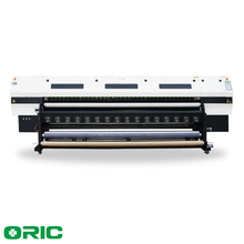 OR32-G5-UV4 3.2m UV Roll To Roll Printer With Four Ricoh Gen5 Print Heads