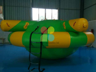 Inflatable water sport games for sale water ball and climb RB32063