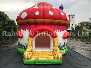 RB01034(5x4x4m) Inflatables Mushroom theme Bouncer hot sales