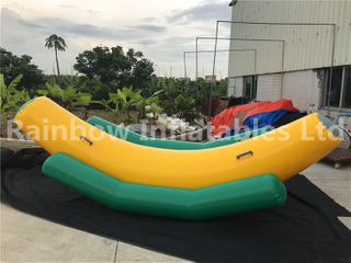 RB31053( 4x1.2m )Inflatables Banana boat Water Game For Adult