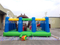 RB4083(6x6m) Inflatable Jungle Animal Theme Playground For Kids