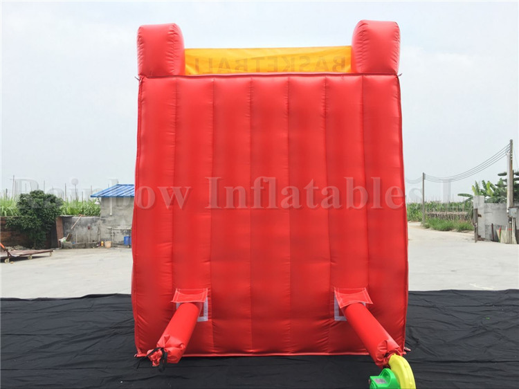 RB91007(9x4.5m) Inflatable Commercial Basketball Shooting Games For Kids