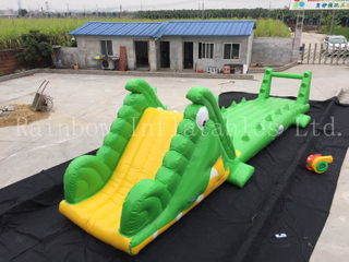 RB33010(10x2x3m) Inflatable New crocodile water game for adult