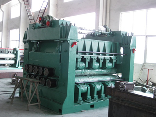 3-25mm Medium-plate cut to length machine line for sale