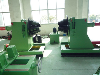 Fully automatic high speed leveling machine line for steel