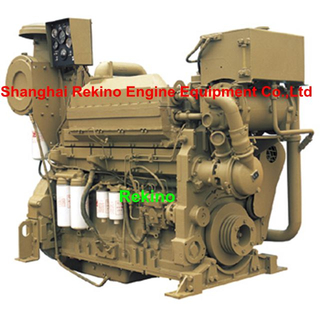 Cummins KTA19-M550 main propulsion marine diesel engine (550HP)
