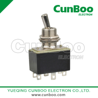 KN3-3 on-off-on 4A auto toggle switch