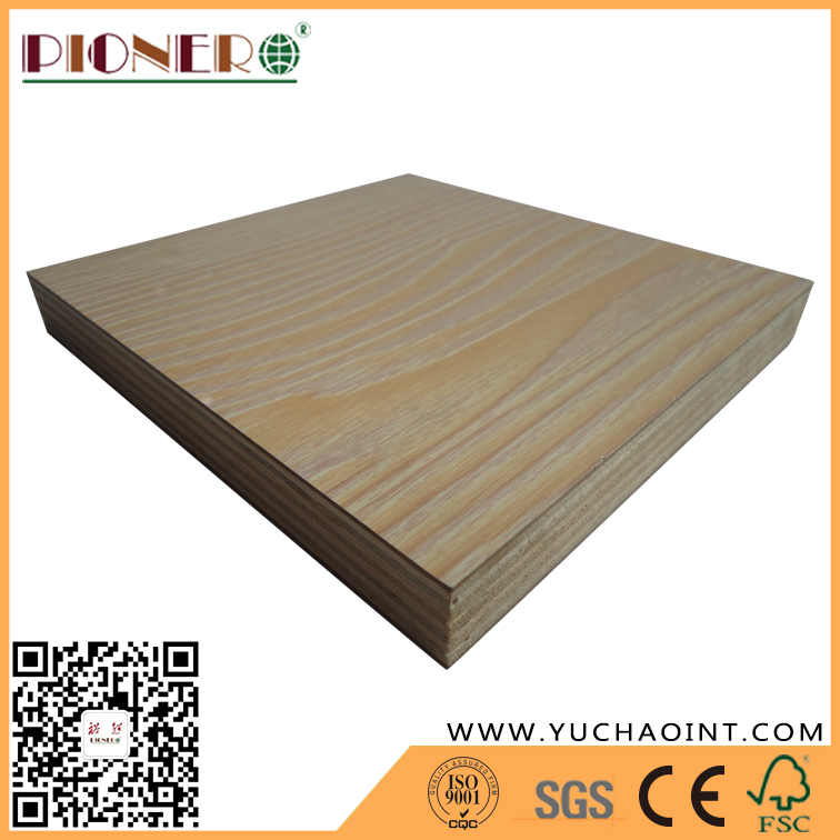 Melamine Faced Plywood for India Market