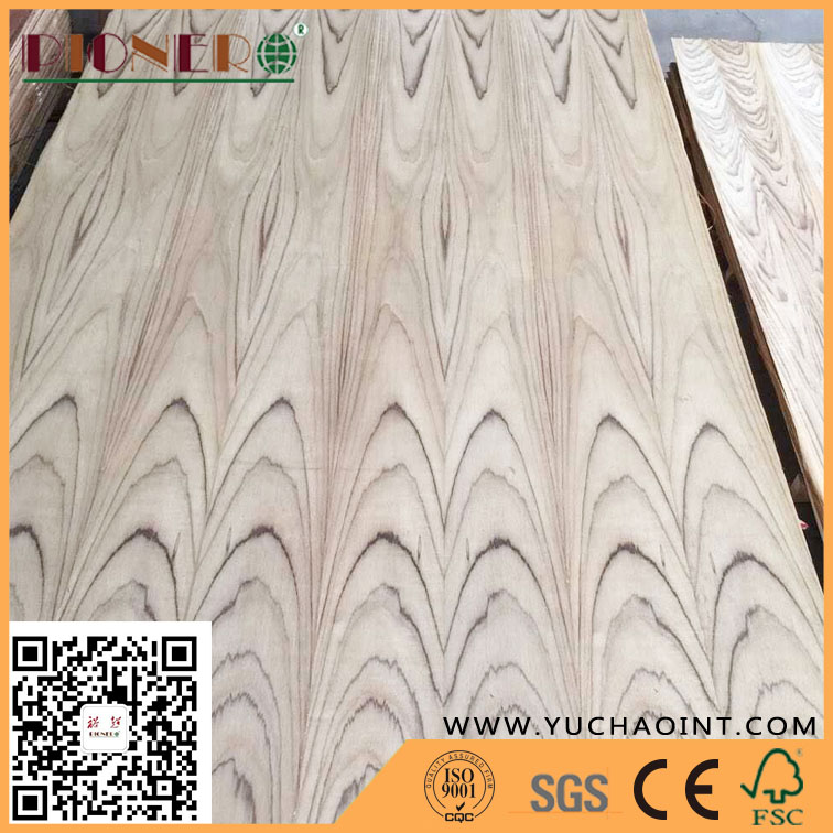 Teak wood Main Material Fancy Plywod